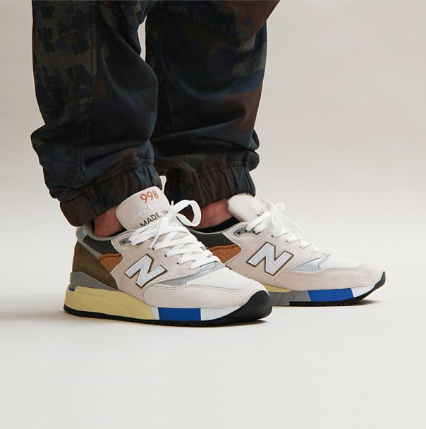 online store b7a1f 545b2 Concepts x New Balance Made in USA 998