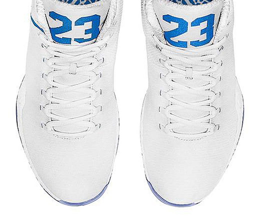 brand new 0ed38 01555 Russell Westbrook s  Legend Blue  Air Jordan XX9 Is Releasing
