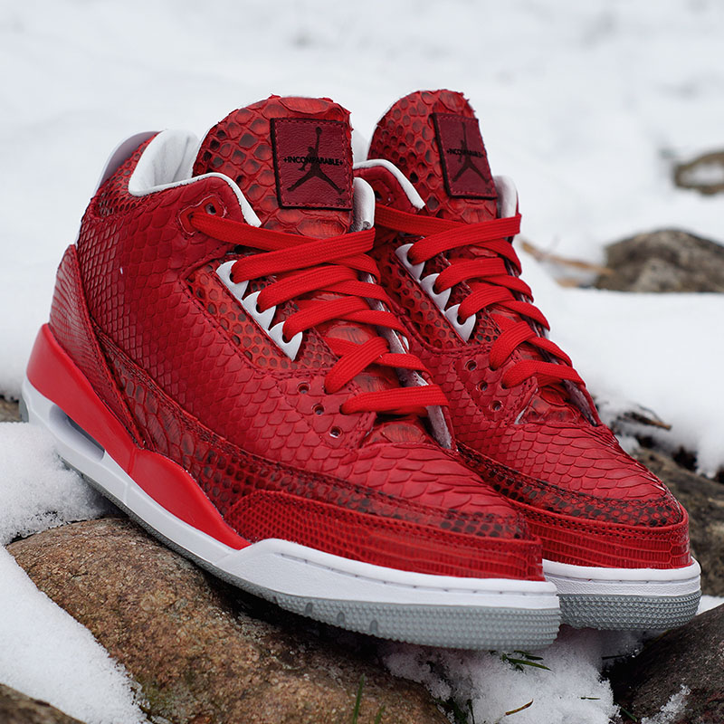 Air Jordan 3 'Valentine's Day' by JBF Customs (6)