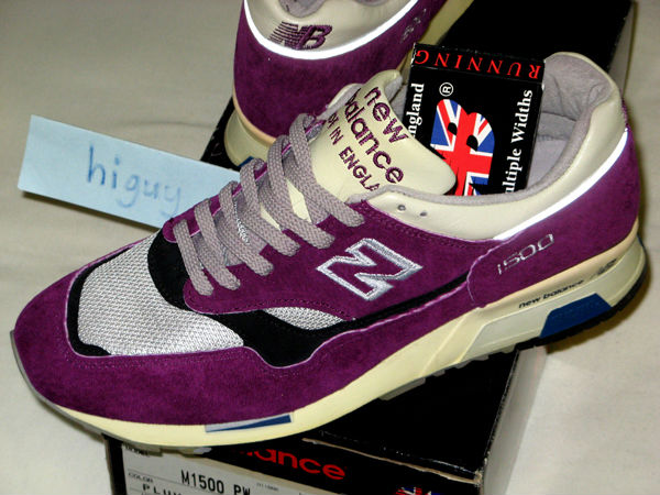 Spotlight // Pickups of the Week 6.16.13 - New Balance 1500 Plum by higuy