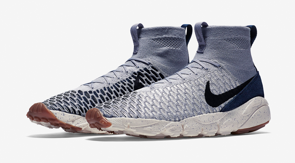 Nike Footscape Magista Grey Navy