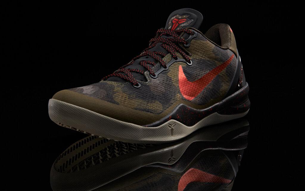 timeless design 22b0a 2fc1c Nike Kobe 8 System