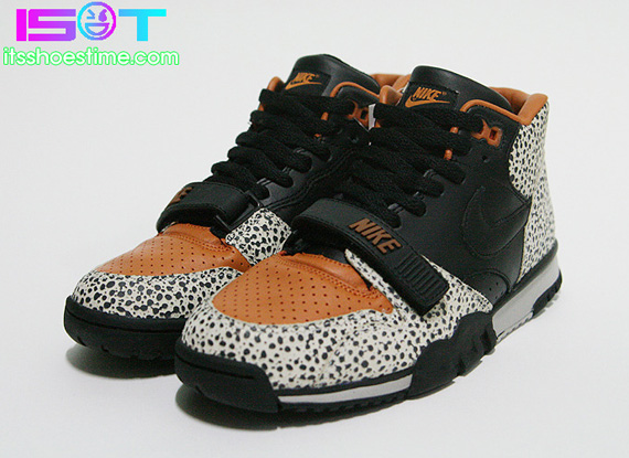 Nike Air Trainer 1 - Safari - New Images | Sole Collector