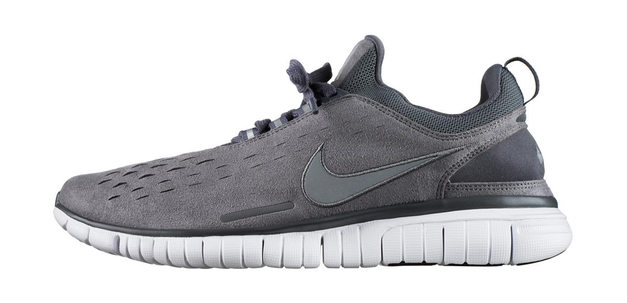 official photos 491dc 76de5 A.P.C. x Nike Free OG Grey