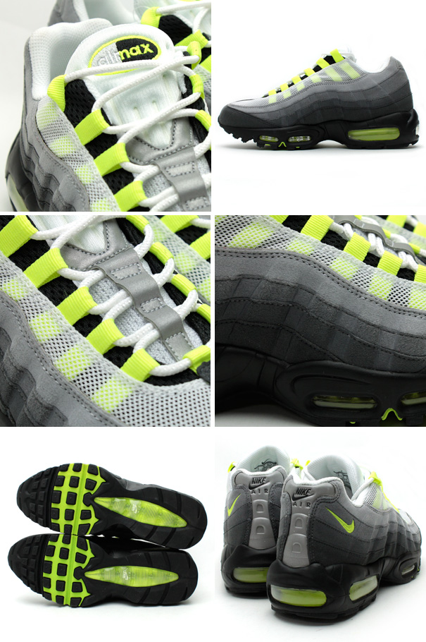 ... 90 grey black and gold. all neon yellow air max 766a086370