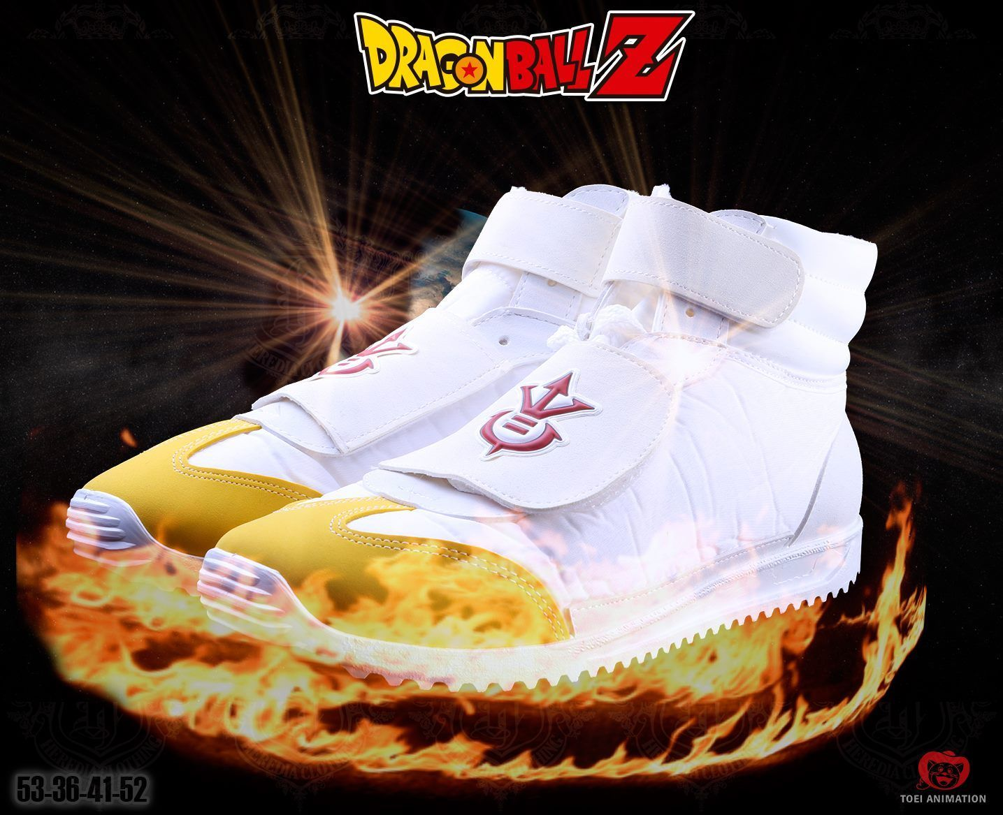 yes there are actually official dragon ball z sneakers