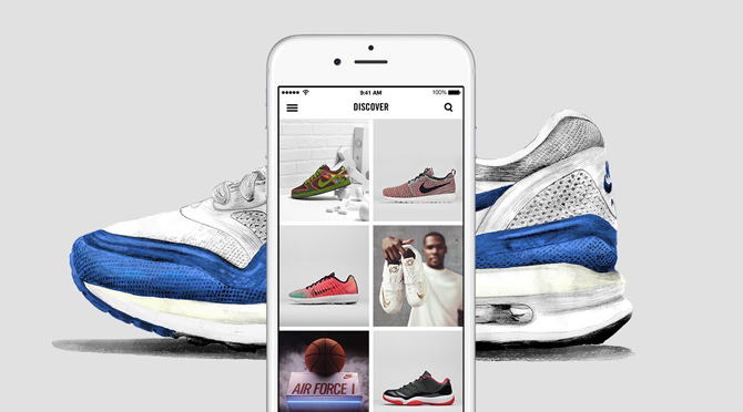 Nike's SNKRS App Is Now Available to the Public and Most People Hate