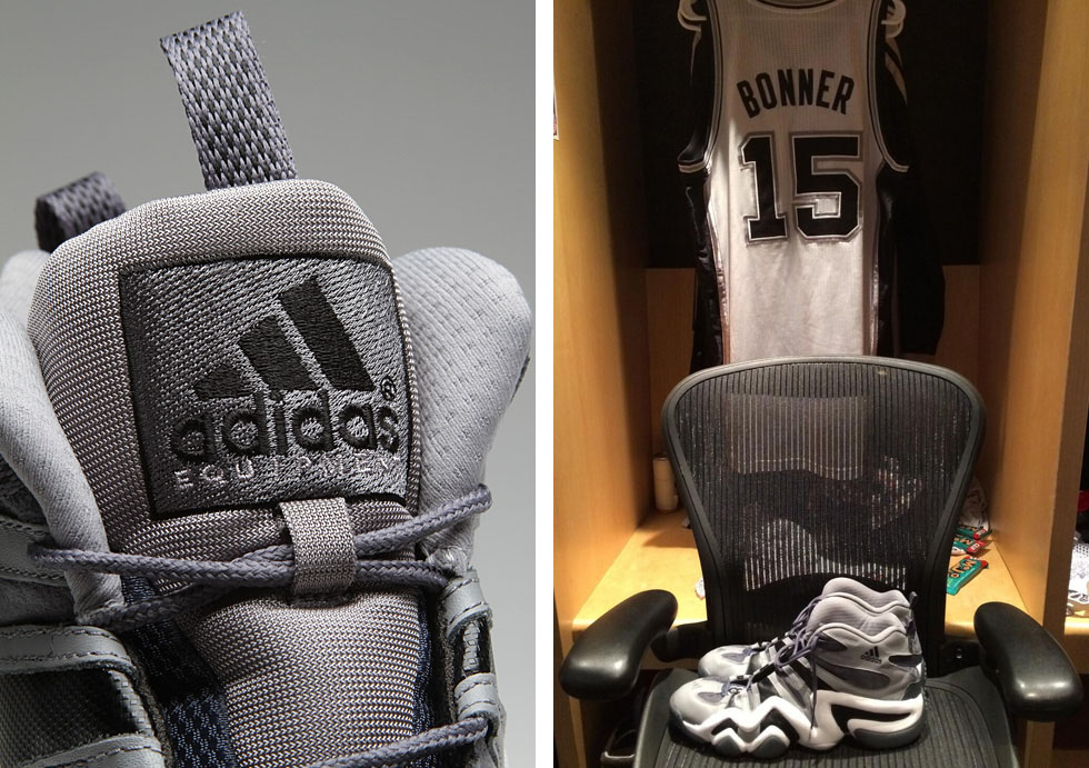 Matt Bonner's adidas Crazy 8 Shoes (6)