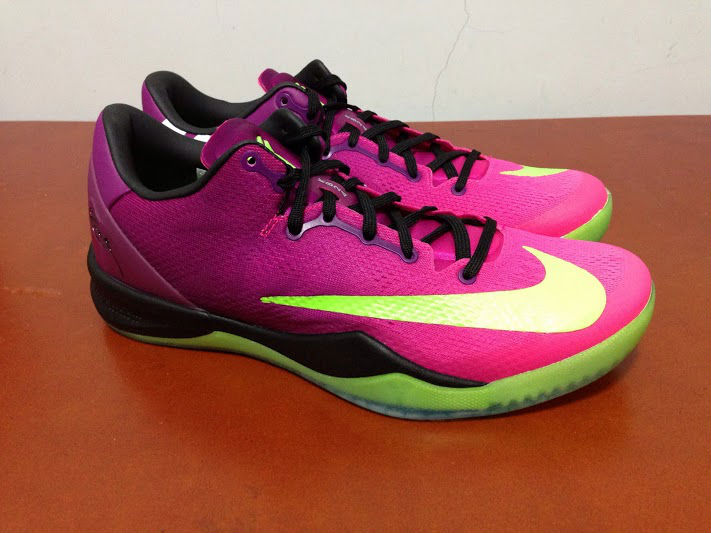 Nike Kobe 8 System Mambacurial 615315-500 (9)