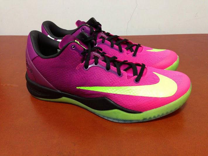 1dbfad3494eb Nike Kobe 8 System Mambacurial 615315-500 (9)