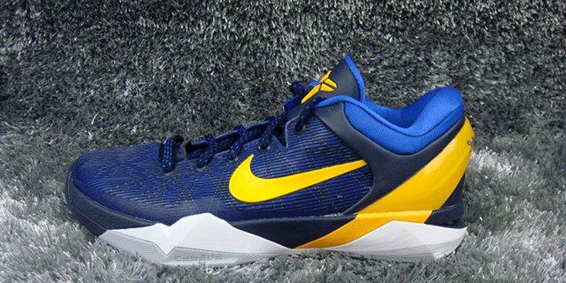 Nike Kobe VII - Obsidian/Yellow | Sole Collector