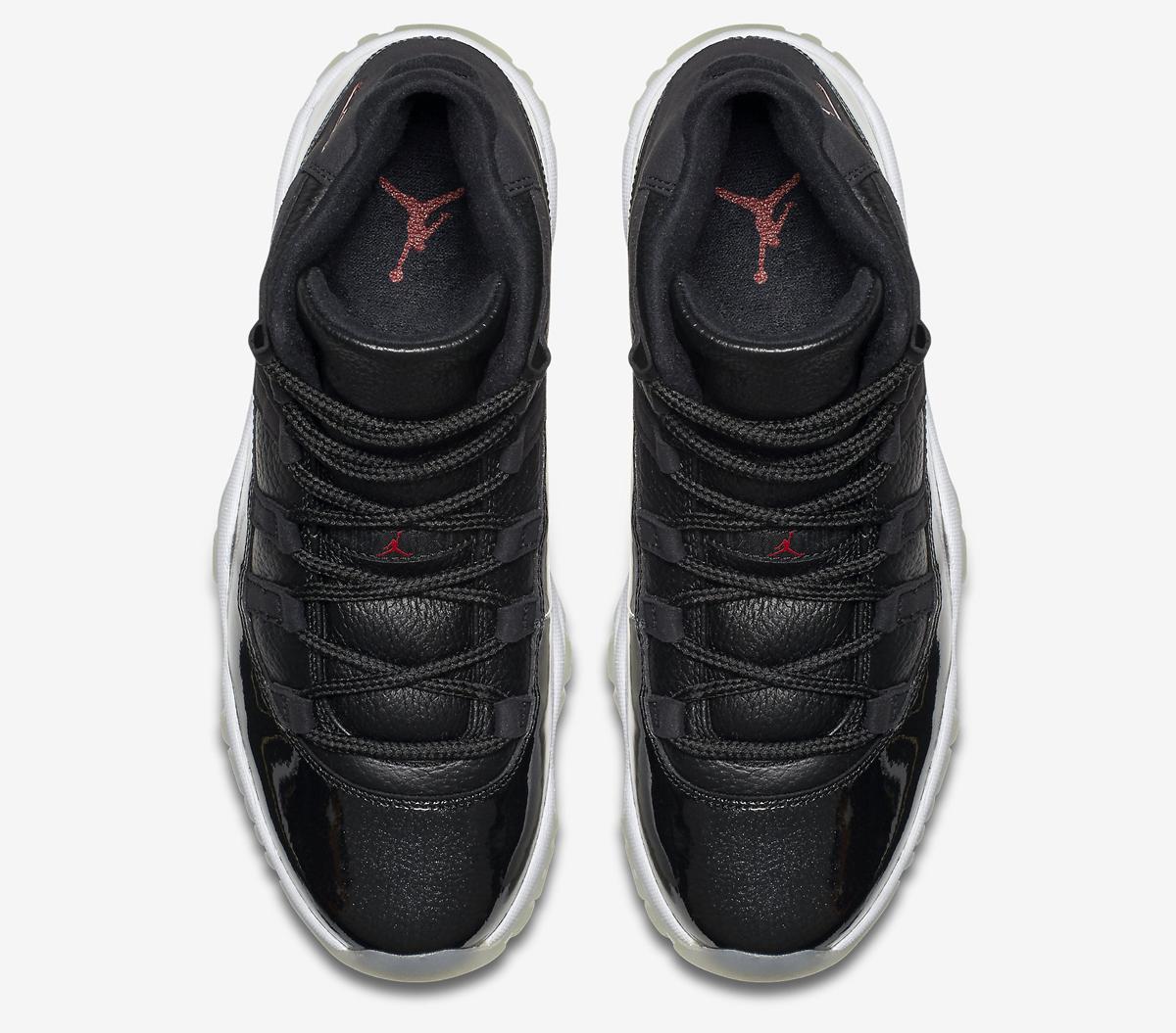 5ff7c54e8d6dc0 Air Jordan 11  72-10  Release Date and Pricing Info
