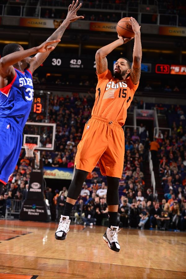 SoleWatch: Marcus Morris Wears the Nike