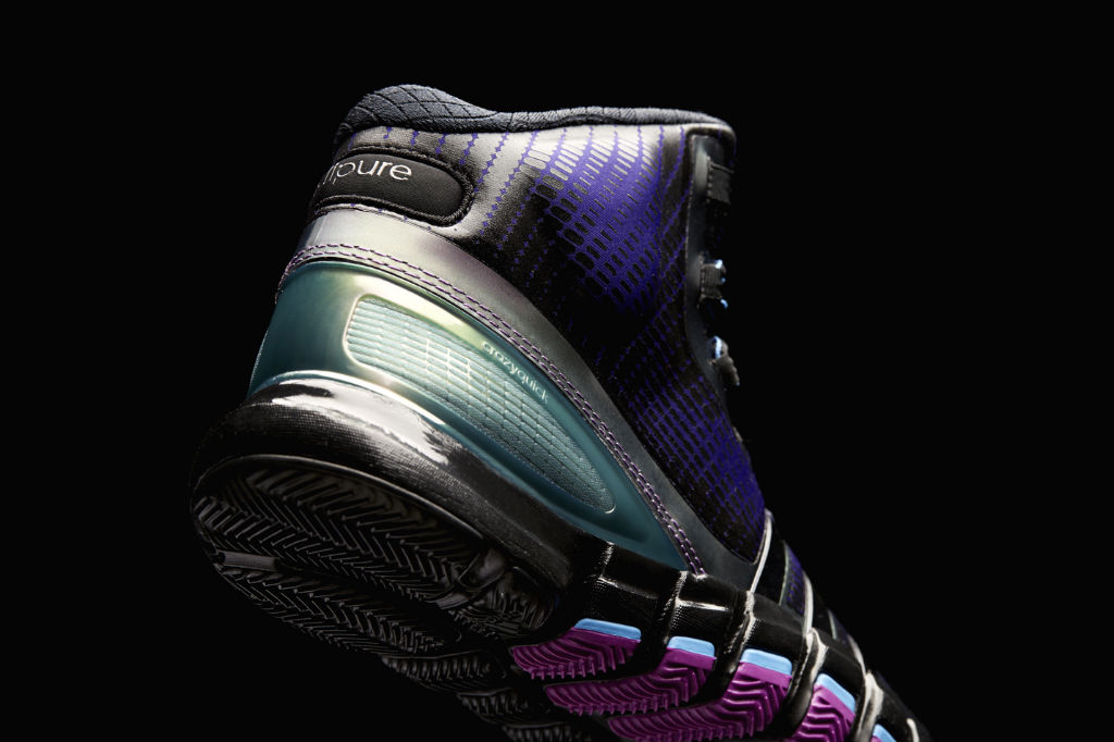adidas Crazyquick Black Purple Teal G66129 (4)
