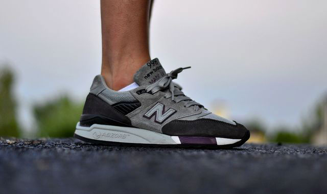 Spotlight // Forum Staff Weekly WDYWT? - 10.12.13 - New Balance 998 Deep Purple by mackdre