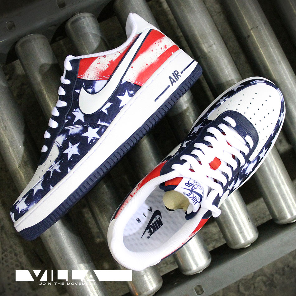 Nike Air Force 1 Independence Day (5)