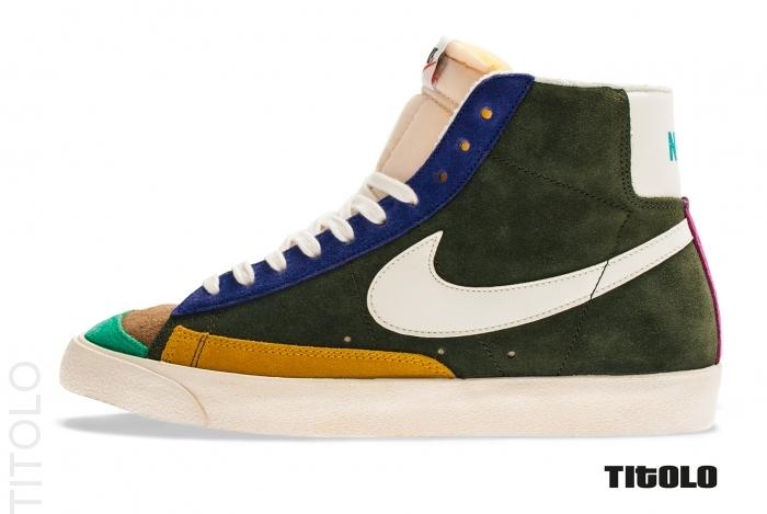 Nike 77