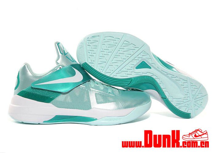 82b6781f9cce Nike Zoom KD IV Easter Mint Candy 473679-301 (2)