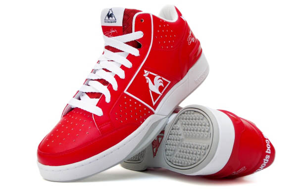 Le Coq Sportif Joakim Noah Pro Model 2.0 - Playoff Pack Red
