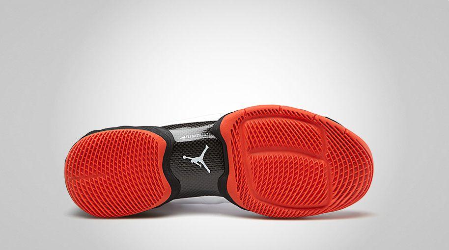 new concept fed0f 34c69 Air Jordan XX8 Russell Westbrook White Black Photo Blue 555109-117 (3)