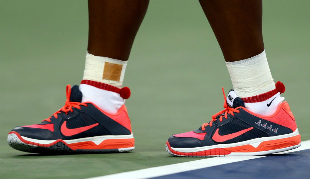 Serena Williams US Open Nike Lunar Mirabella 3 PE (2)