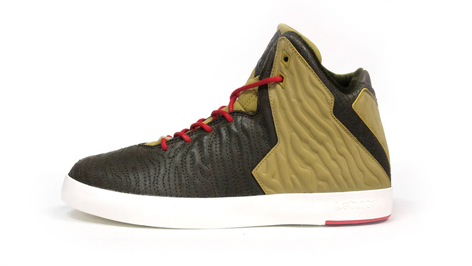 Nike LeBron 11 NSW Lifestyle Kings Pride colorway