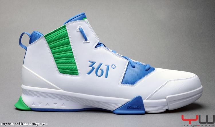 361 Degrees Kevin Love Shoes 5