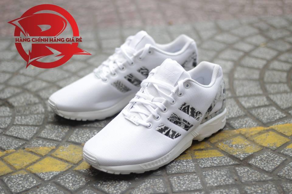 adidas zx flux white camo