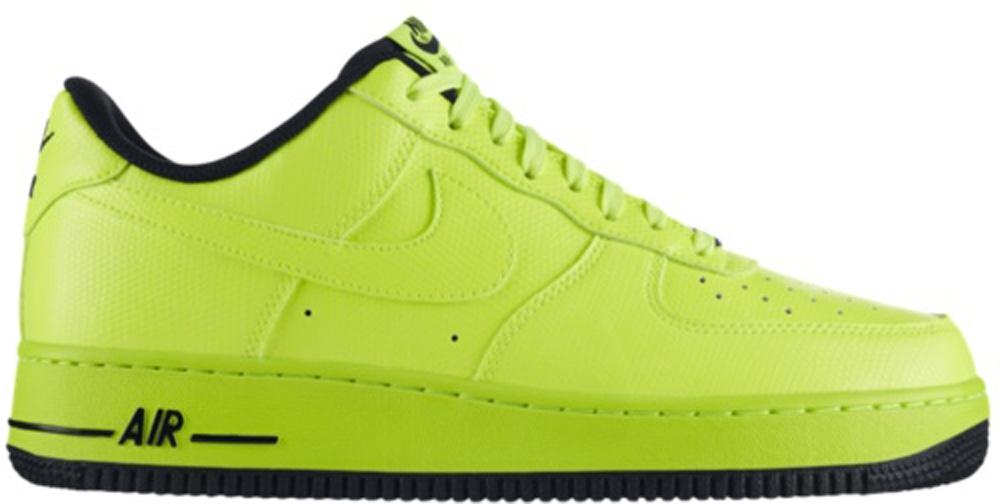 Nike Air Force 1 Low Volt/Volt-Black