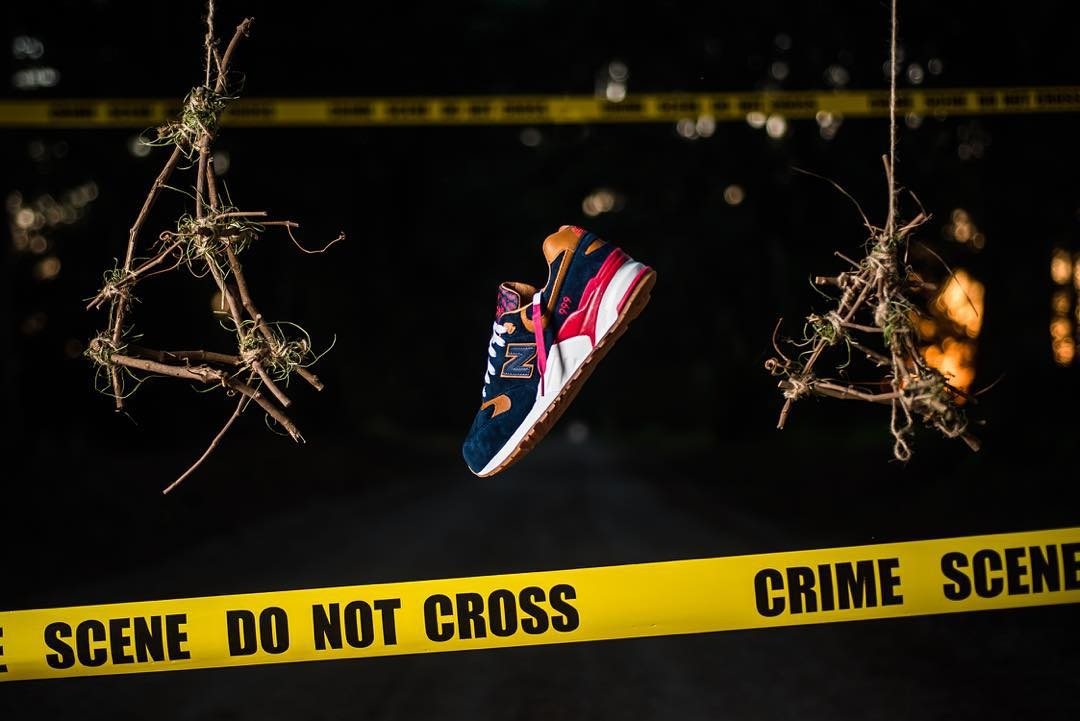 4652faa8af03 New Balance Made Sneakers for  True Detective  Fans