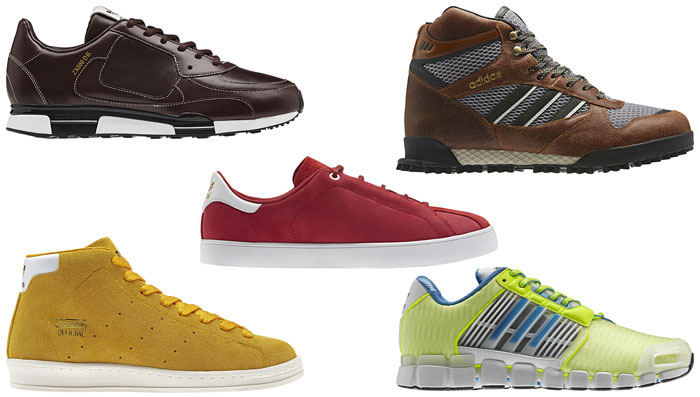 adidas shoes 2012 collection