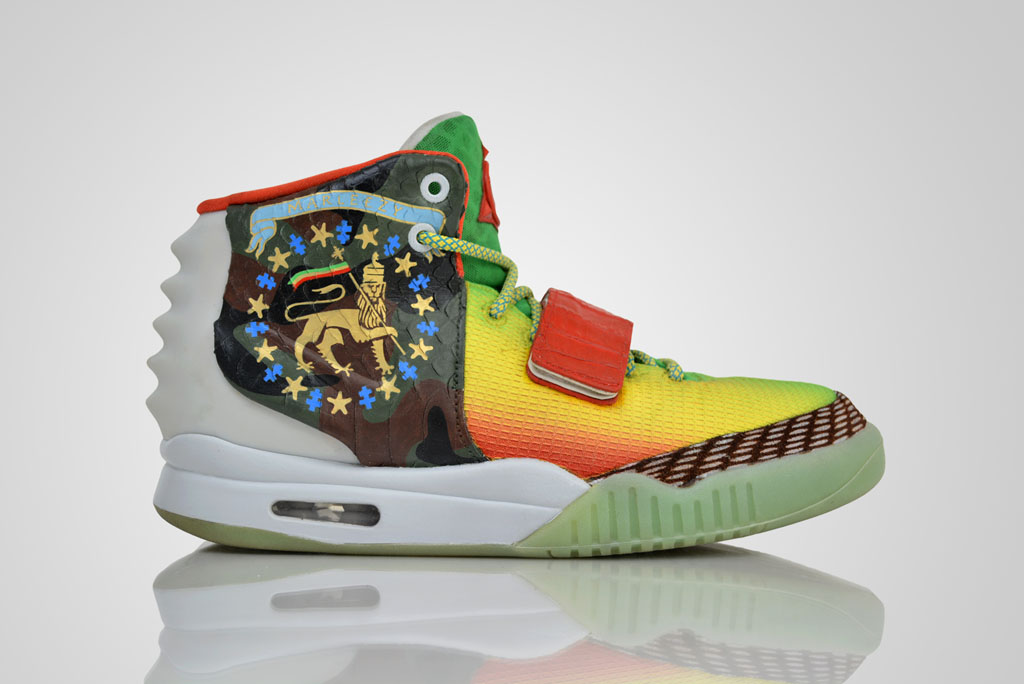 Nike Air Yeezy 2 'Marleezy' by Revive Customs (1)