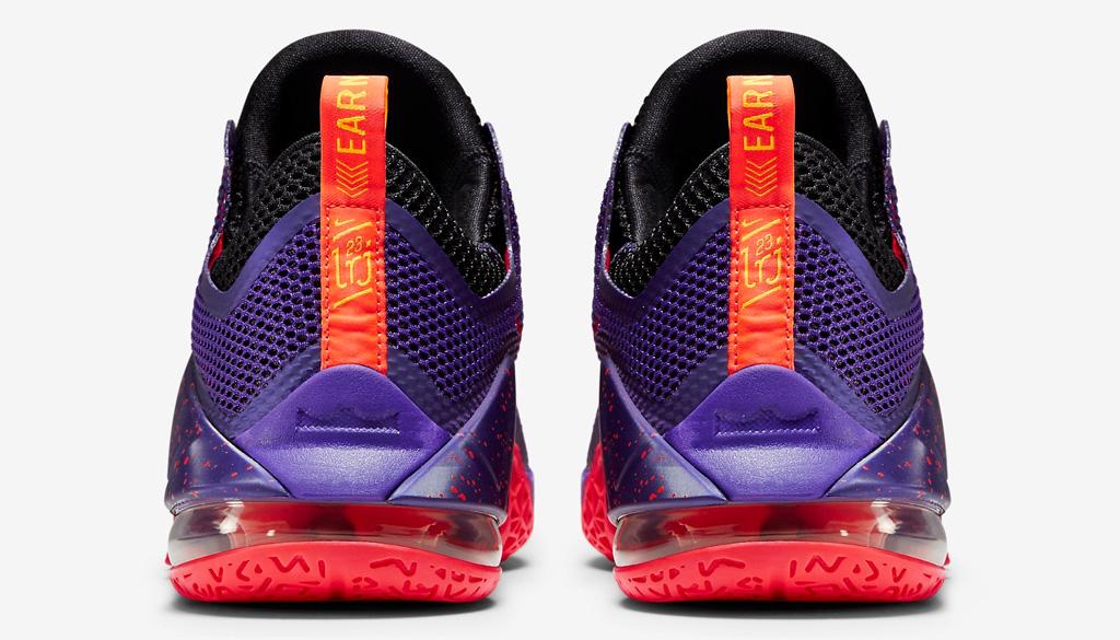 d120b55654bb Nike LeBron 12 Low Court Purple 724557-565 (7)