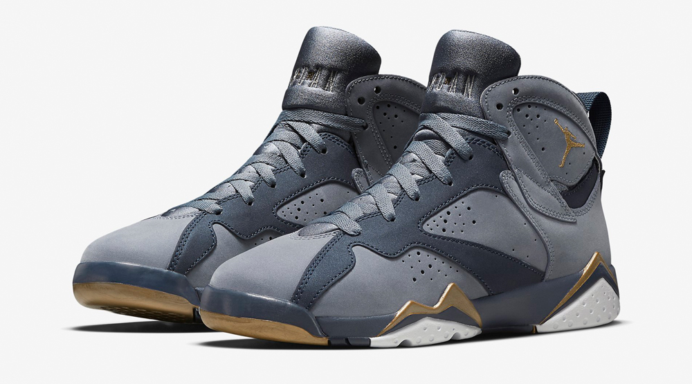 4e515ec6d452d0 A Brand New Air Jordan 7 Colorway Releases This Weekend