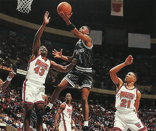 Penny Hardaway's Top 10 Rookie Season Moments