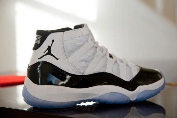 cb3dea722b8 The Air Jordan Retro 11
