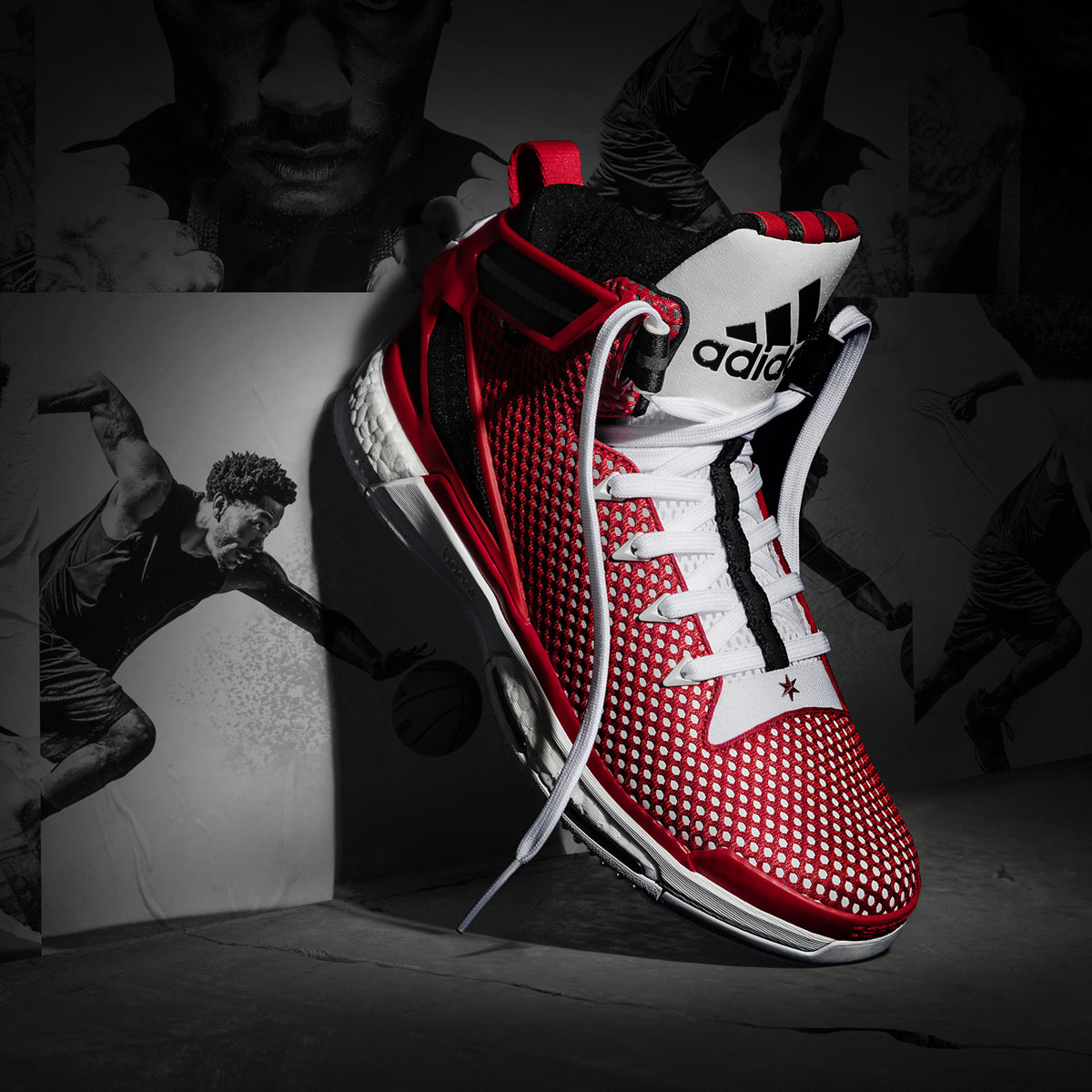 Adidas Performance Men's D Rose 6 Boost Basketball Shoe Pictures of the new derrick rose shoes