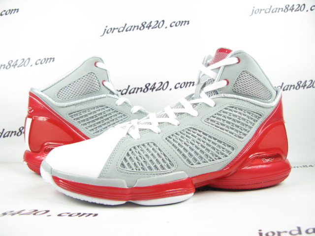 adidas adiZero Rose 1.5 White Grey Red