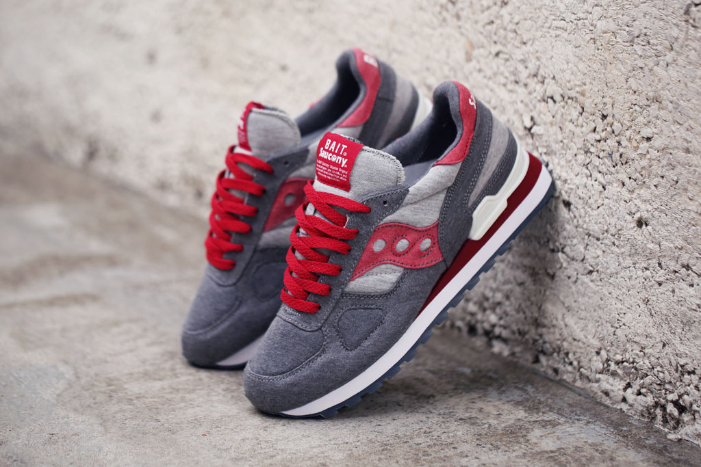 BAIT x Saucony Shadow Original CruelWorld 4 Midnight Mission (1)