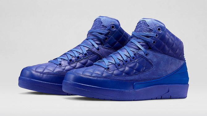 lowest price a2631 67e52 An Official Look at the Just Don x Air Jordan 2 | Sole Collector