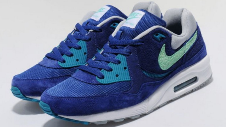nike air max light cement pack size exclusive teal royal