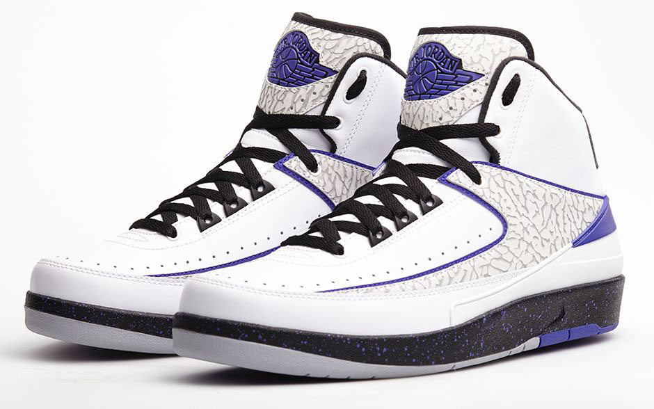 Air Jordan II 2 Retro Dark Concord 385475-153 (1)