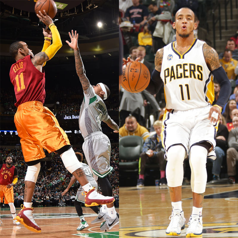 #SoleWatch NBA Power Ranking for January 17: Monta Ellis