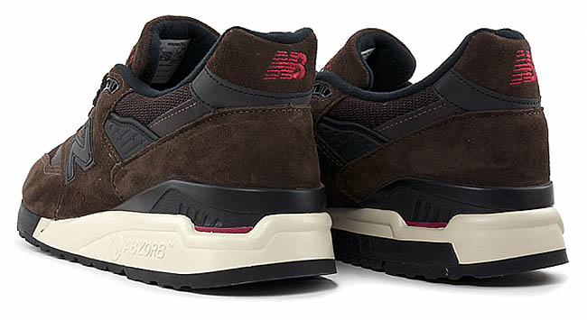 New Balance 998 Made in the USA Brown (3)