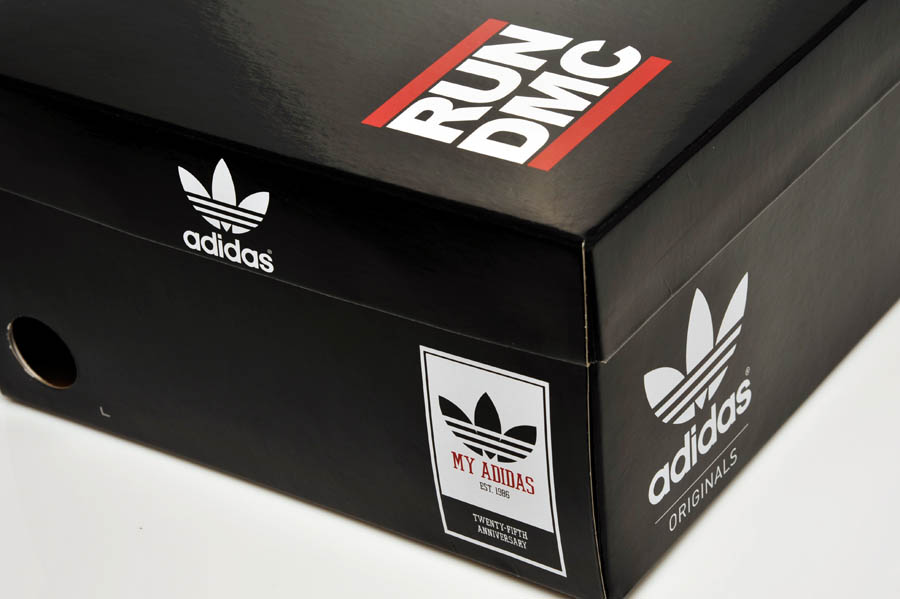 "adidas Originals Superstar 80s - Run DMC ""My adidas"" 25th Anniversary 18"