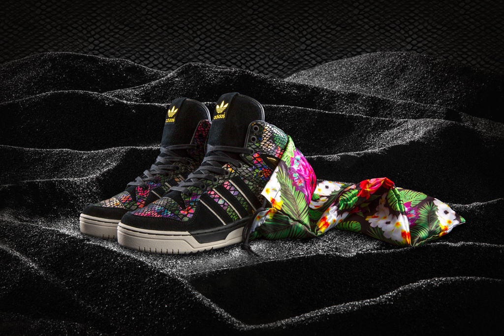 the best attitude f3520 4ea84 Big Sean x adidas Originals Metro Attitude Officially Unveiled