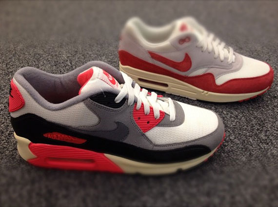Air Max One Infrared