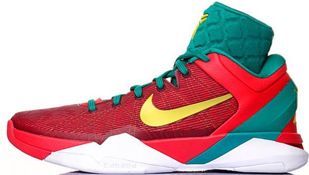 Nike Zoom Kobe 7 System Supreme Year of the Dragon