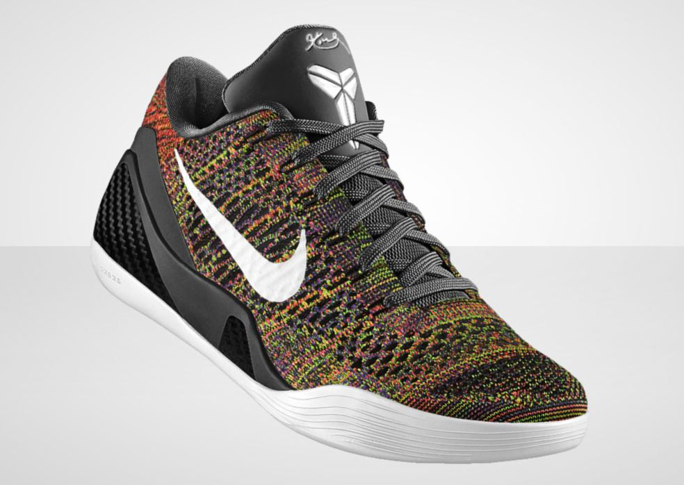 NIKEiD Kobe 9 Elite Low (5)