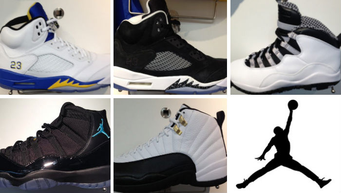 Jordan Brand Holiday 2013 Retro Release Preview Header